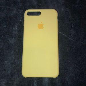 Apple iPhone 6/7/8 plus silicone case
